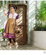 Rabea Kurti Collection 2014 by Shariq Textiles 4