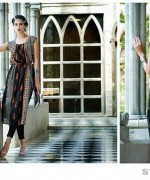 Rabea Kurti Collection 2014 by Shariq Textiles 8