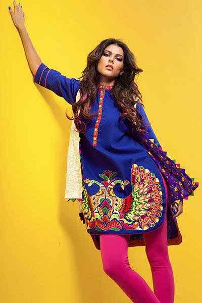 Rang Ja Winter Dresses 2014 For women 001