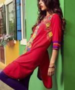 Rang Ja Winter Dresses 2014 For women 0010