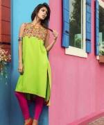Rang Ja Winter Dresses 2014 For women 003