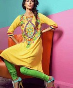 Rang Ja Winter Dresses 2014 For women 006
