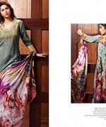 Resham Ghar Winter Dresses 2014 For Women 002