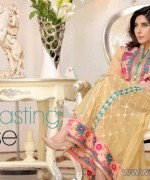 Salam Textile Wijdaan Collection 2014 -2015 For Winter 1
