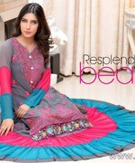 Salam Textile Wijdaan Collection 2014 -2015 For Winter 2