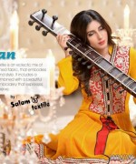 Salam Textile Wijdaan Collection 2014 -2015 For Winter 4