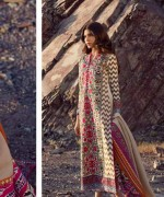 Sana Safinaz Winter Dresses 2014 Volume 2 7