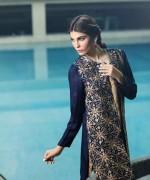 Sana Salman Winter Dresses 2014 For Women 0011