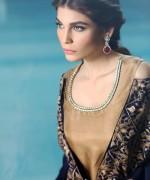Sana Salman Winter Dresses 2014 For Women 0013