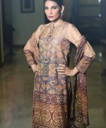 Sana Salman Winter Dresses 2014 For Women 0016