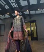 Sana Salman Winter Dresses 2014 For Women 0017