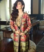 Sana Salman Winter Dresses 2014 For Women 002