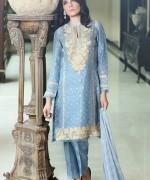 Sana Salman Winter Dresses 2014 For Women 005