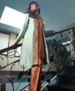 Sana Salman Winter Dresses 2014 For Women 006