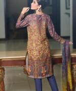 Sana Salman Winter Dresses 2014 For Women 007