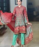 Sana Salman Winter Dresses 2014 For Women 008
