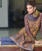 Sana Salman Winter Dresses 2014 For Women 009