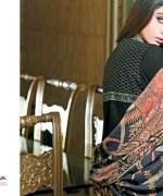 Shaista Cloth Winter Dresses 2014 Volume 3 For Women 001