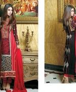 Shaista Cloth Winter Dresses 2014 Volume 3 For Women 0014