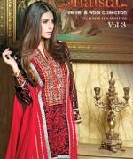 Shaista Cloth Winter Dresses 2014 Volume 3 For Women 0016