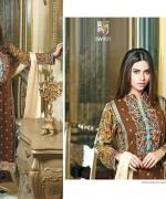 Shaista Cloth Winter Dresses 2014 Volume 3 For Women 002