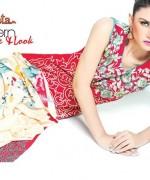 Shaista Cloth Winter Dresses 2014 Volume 3 For Women 0020
