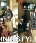 Shaista Cloth Winter Dresses 2014 Volume 3 For Women 0021