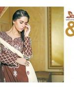 Shaista Cloth Winter Dresses 2014 Volume 3 For Women 003