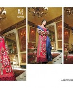 Shaista Cloth Winter Dresses 2014 Volume 3 For Women 006