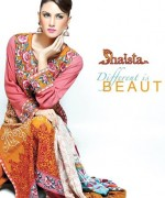 Shaista Cloth Winter Dresses 2014 Volume 3 For Women 008