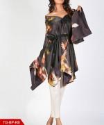 Shamaeel Ansari winter dresses 2014 For Women 001