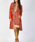Shamaeel Ansari winter dresses 2014 For Women 0010