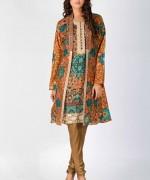 Shamaeel Ansari winter dresses 2014 For Women 0015