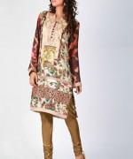 Shamaeel Ansari winter dresses 2014 For Women 0016