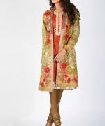Shamaeel Ansari winter dresses 2014 For Women 0018