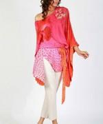 Shamaeel Ansari winter dresses 2014 For Women 0019