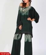 Shamaeel Ansari winter dresses 2014 For Women 005
