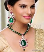 Sonoor Jewels Jewellery Designs 2014 For Winter 1