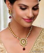Sonoor Jewels Jewellery Designs 2014 For Winter 7