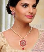Sonoor Jewels Jewellery Designs 2014 For Winter 8