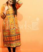 Tassels Winter Dresses 2014 For Women 001