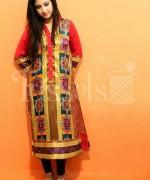 Tassels Winter Dresses 2014 For Women 0012