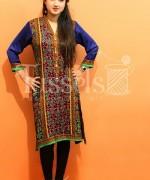 Tassels Winter Dresses 2014 For Women 003