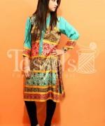 Tassels Winter Dresses 2014 For Women 006