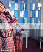 Thredz Cambric Dresses 2014 For Winter 4