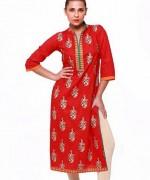 Vaneeza Pret Wear Dresses 2014 For Winter 3