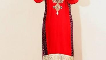 Zahra Ahmad Winter Dresses 2014 For Women 0010