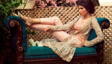 Zara Shahjahan Formal Dresses 2014 For Women 002