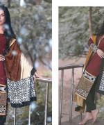 Zunuj Winter Dresses 2014 By LSM Fabrics 1