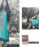 Zunuj Winter Dresses 2014 By LSM Fabrics 10
